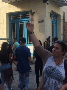 Ana Fuentes of Havana Food Tours